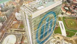 La torre Allianz nel percorso della Salomon CITYTRAIL Milano