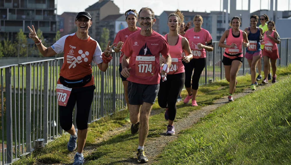 "SALOMON RUNNING MILANO ""NCTM CORPORATE RUN"""
